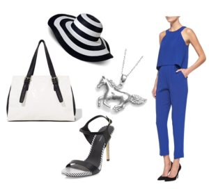Dressing for the Favorite: Shared Belief, Ladies Look No. 1