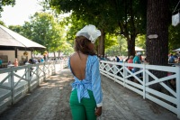 #CiaratogaStyle at Saratoga Race Course by Hannah Lux Photo